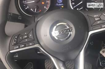 Nissan Qashqai Visia 2019