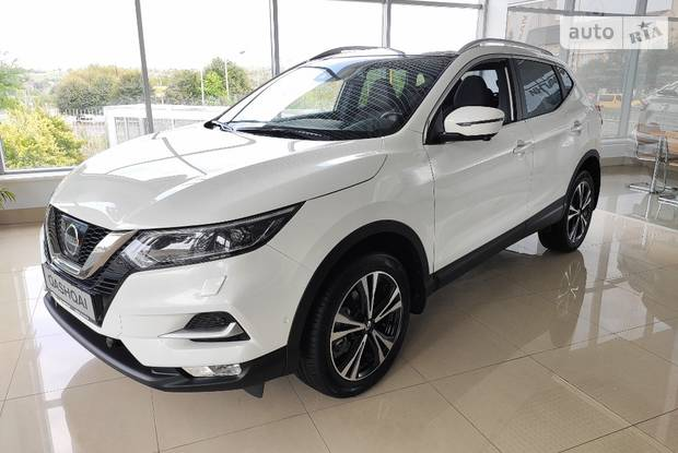 Nissan Qashqai Tekna Bose+Nappa+Safety Plus