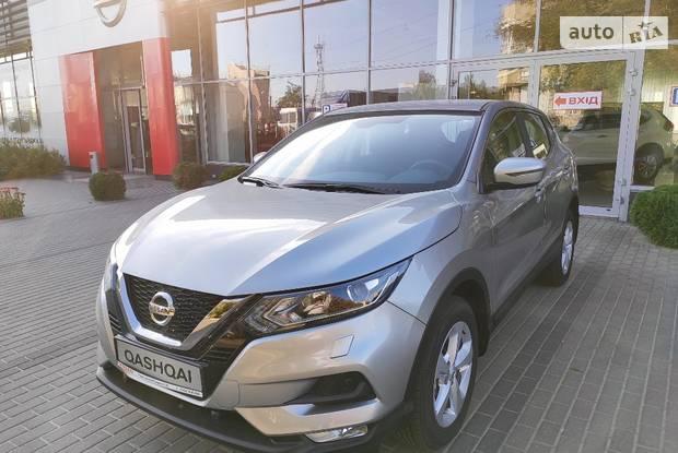 Nissan Qashqai Acenta Parking+Navi