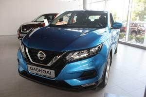 Nissan Qashqai New FL 1.6dCi CVT (130 л.с.) 2WD Acenta 2019