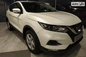 Nissan Qashqai New FL 2.0 CVT (144 л.с.) 2WD Acenta 2019
