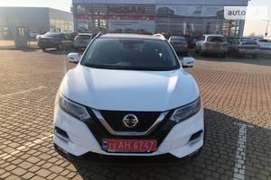 Nissan Qashqai New FL 1.6dCi CVT (130 л.с.) 2WD Tekna Safety Plus 2019