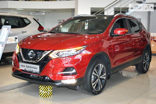 Nissan Qashqai Tekna Nappa