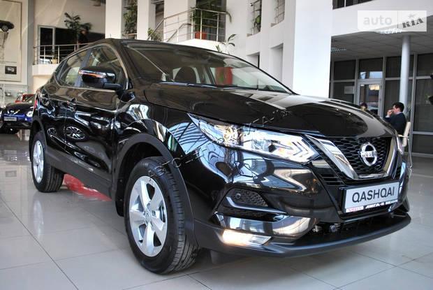 AUTO.RIA – Новое авто Ниссан  Кашкай   (Nissan Qashqai), New FL 1.6dCi CVT (130 л.с.) 2WD Acenta Parking 2020 г.в., Цена 677800 грн. в салоне Nissan Лига-II, Хмельницкая