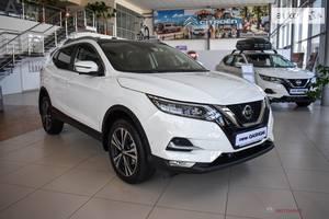 Nissan Qashqai New FL 1.6dCi CVT (130 л.с.) 2WD Tekna Safety Plus 2020