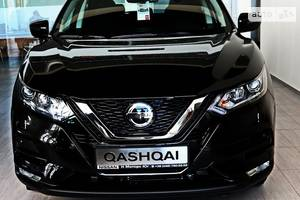 Nissan Qashqai New FL 1.6dCi CVT (130 л.с.) 2WD Acenta Safety+Navi 2019