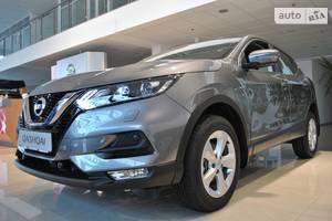 Nissan Qashqai New FL 1.2 DIG-T CVT (115 л.с.) 2WD Acenta 2020