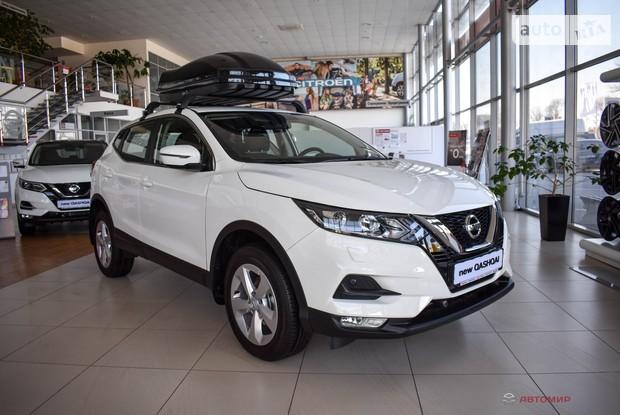? Кредит на Nissan Qashqai під 0.0%