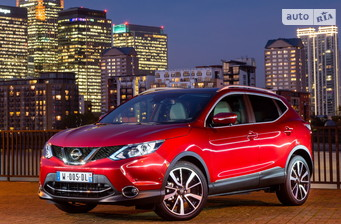 Nissan Qashqai New 1.6D AT (130 л.с.) 2WD LE  2017