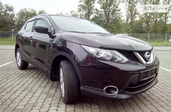 Nissan Qashqai New 1.6D AT (130 л.с.) 2WD SE  2017