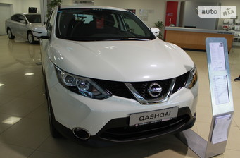 Nissan Qashqai New 1.6D AT (130 л.с.) 2WD SE+  2016