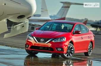 Nissan Sentra 1.6 MT (117 л.с.) Comfort 2016