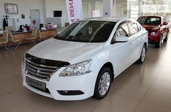 Nissan Sentra 1.6 MT (117 л.с.) Elegance Plus Connect 2016