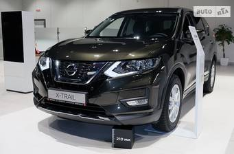 Nissan X-Trail New FL 2.5 CVT (171 л.с.) 4WD 2020