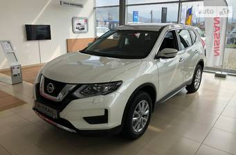 Nissan X-Trail New FL 2.0 MT (144 л.с.) 2021