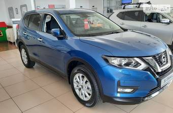 Nissan X-Trail New FL 2.0 CVT (144 л.с.) 2021