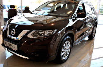 Nissan X-Trail New FL 1.6dCi MT (130 л.с.) 4WD  2021