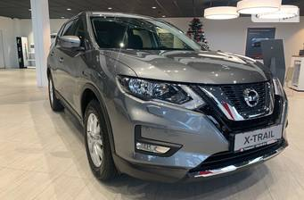 Nissan X-Trail New FL 1.6dCi CVT (130 л.с.) 2021