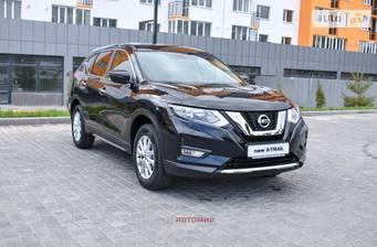 Nissan X-Trail New FL 2.0 CVT (144 л.с.) 2021