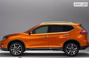 Nissan X-Trail New FL 2.0 CVT (144 л.с.) 4WD 2017