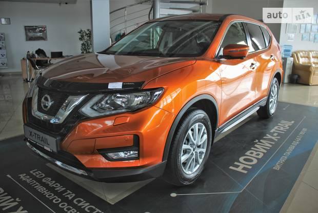Nissan X-Trail Acenta