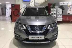 Nissan X-Trail New FL 1.6dCi CVT (130 л.с.) N-Connecta 2018