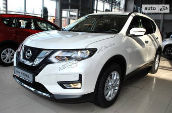 Nissan X-Trail New FL 1.6dCi MT (130 л.с.) 4WD  2020