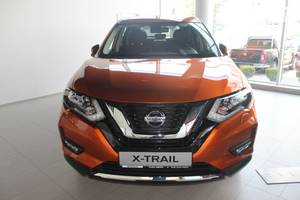 Nissan X-Trail New FL 1.6dCi CVT (130 л.с.) Acenta 2019