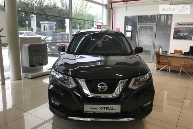 Nissan X-Trail Acenta Navi