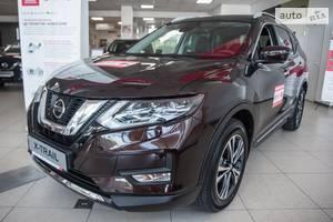 Nissan X-Trail New FL 2.5 CVT (171 л.с.) 4WD Tekna 2020