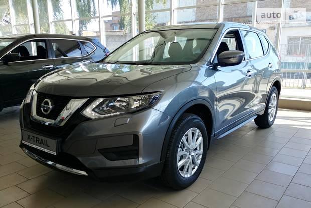 Nissan X-Trail Visia