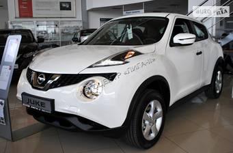 Nissan Juke FL 1.6 МТ (94 л.с.) 2018