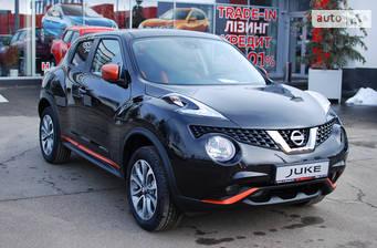 Nissan Juke FL 1.6 CVT (117 л.с.) 2018
