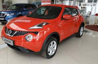 Nissan Juke FL 1.6 CVT (117 л.с.) 2019
