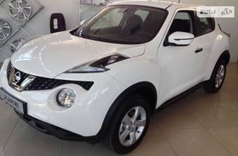 Nissan Juke FL 1.6 МТ (94 л.с.) 2019