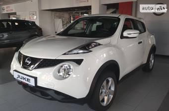 Nissan Juke FL 1.6 МТ (117 л.с.) 2019