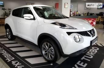 Nissan Juke FL 1.6 DIG-T MCVT (190 л.с.) 4WD 2019