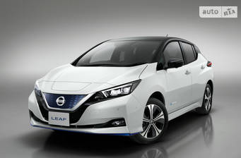 Nissan Leaf 62kWh AT (217 л.с.) 2019