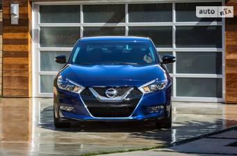 Nissan Maxima 3.5i AT (300 л.с.) 2018