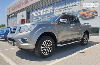 Nissan Navara 2.3 dCi AT (190 л.с.) 4WD 2019