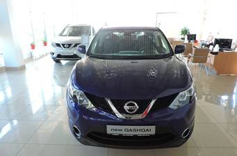 Nissan Qashqai New 1.6D AT (130 л.с.) 2WD 2017