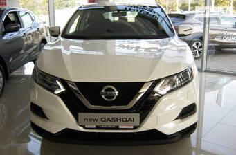 Nissan Qashqai New FL 1.2 DIG-T CVT (115 л.с.) 2WD 2019
