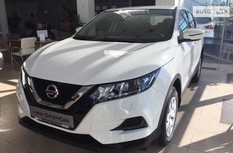 Nissan Qashqai New FL 1.2 DIG-T MT (115 л.с.) 2WD 2018