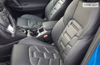 Nissan Qashqai New FL 2.0 CVT (144 л.с.) 4WD 2017