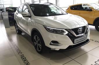 Nissan Qashqai New FL 1.6dCi CVT (130 л.с.) 2WD 2017