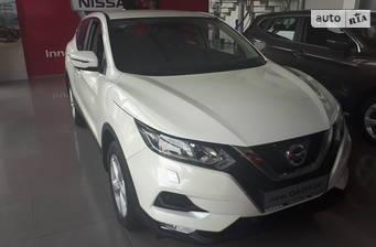 Nissan Qashqai New FL 1.2 DIG-T CVT (115 л.с.) 2WD 2018