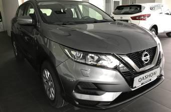 Nissan Qashqai New FL 1.2 DIG-T MT (115 л.с.) 2WD 2019