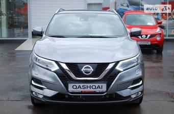 Nissan Qashqai New FL 1.6dCi MCVT (130 л.с.) 2WD 2018