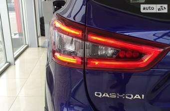 Nissan Qashqai New FL 2.0 CVT (144 л.с.) 2WD 2018