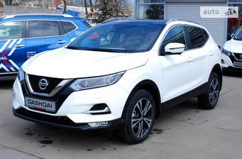 Nissan Qashqai New FL 2.0 CVT (144 л.с.) 4WD 2018